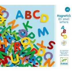 Lettres Majuscules Magnétiques - Djeco