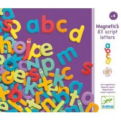 Lettres Magnétiques   - Djeco