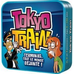Tokyo Train - Asmodée