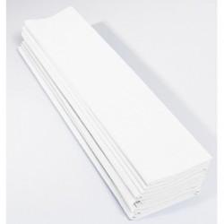 Papier Crépon 75% Blanc