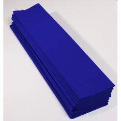 Papier Crépon 75% Bleu France