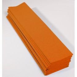 Papier Crépon 75% Jaune Or