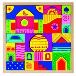 Puzzle Mosaïque 1001 Nuits - Goki