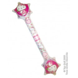 Baguette Magique Gonflable Lumineuse Hello Kitty