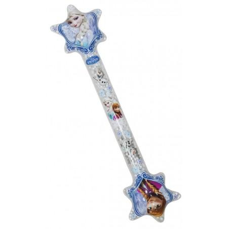 Baguette Magique Gonflable Lumineuse Elsa La Reine Des Neiges