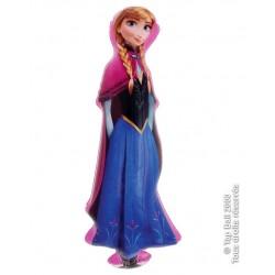 Personnage Gonflable Anna La Reine Des Neiges
