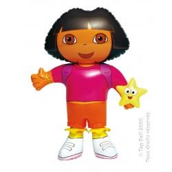 Personnage Gonflable Dora l'Exploratrice