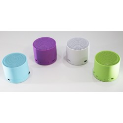 Enceinte Bluethooth Soft avec Kit Mains Libres