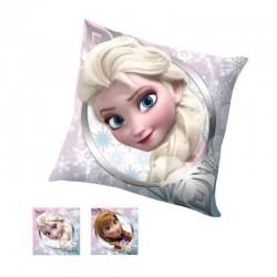 Coussin Elsa et Anna La Reine des Neiges