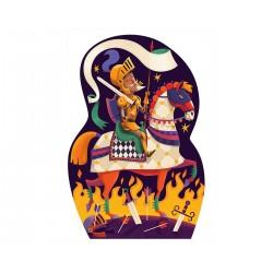 Puzzle Don Quichotte 36 Pièces - Djeco