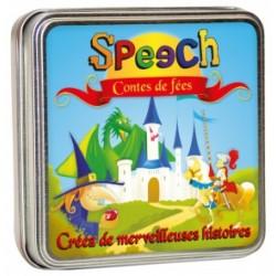 Speech Conte de Fées - Asmodée