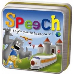 Speech - Asmodée