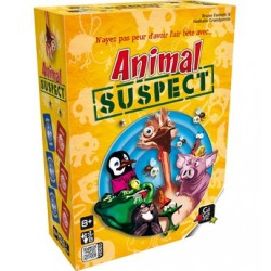 Animal Suspect - Gigamic