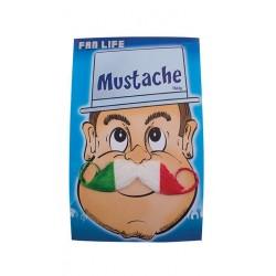 Moustache Autoadhésive Italie