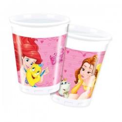 Gobelet Jetable Princesses Disney
