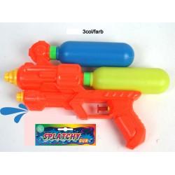 Pistolet à Eau 24 cm Double Réservoir