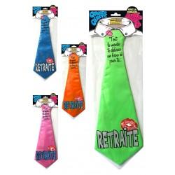 Cravate Bonne Retraite