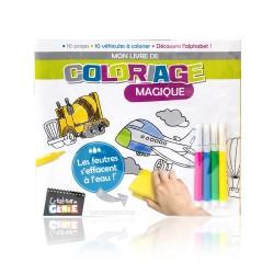 Cahier de Coloriage Effacable