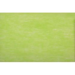 Chemin De Table Intissé Vert Pomme