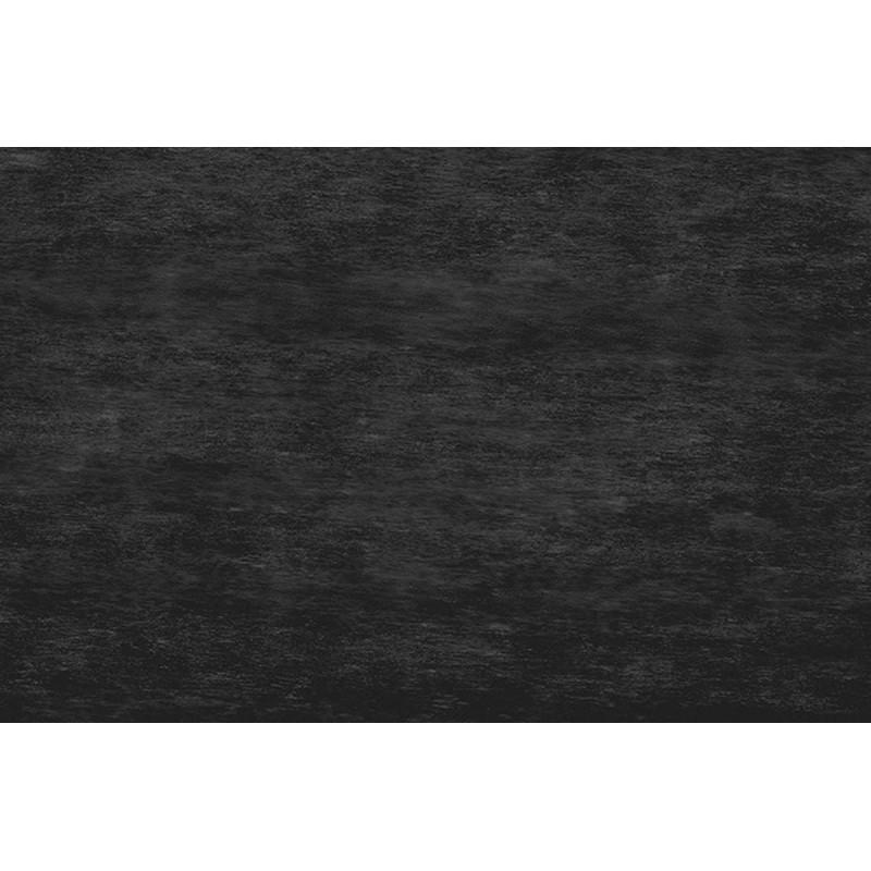 Chemin de Table Intissé Noir