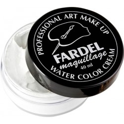 Pot de Maquillage Fardel 40ml Blanc