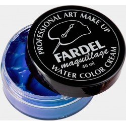 Pot de Maquillage Fardel 40ml Bleu Nuit
