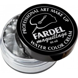 Pot de Maquillage Fardel 40ml Argent