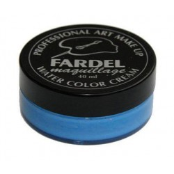 Pot de Maquillage Fardel 40ml Turquoise