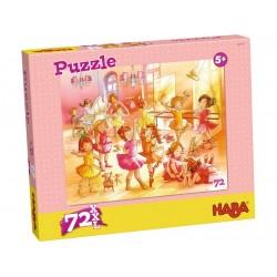 Puzzle Ballerines, 72 Pièces - Haba