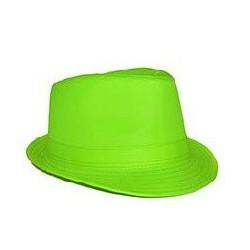 Chapeau Borsalino Fluo Vert