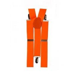 Bretelles Orange Fluo