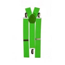 Bretelles Vert Fluo