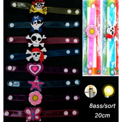 Bracelet Lumineux Réglable