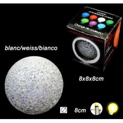 Boule Acrylic Lumineuse