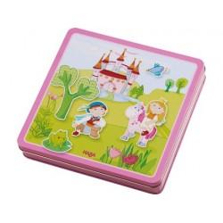 Boîte de Jeu Magnétique  Le Jardin Féerique - Haba