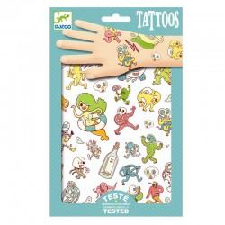 Tatouages Fanfarons - Djeco