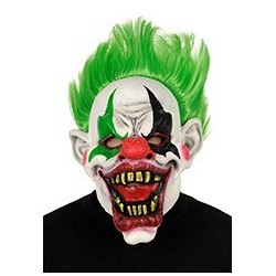 Masque de Clown en Latex