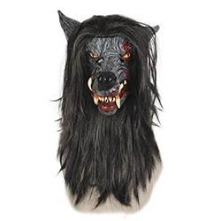 Masque de Loup Garou en Latex