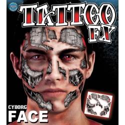 Tatouage Cyborg