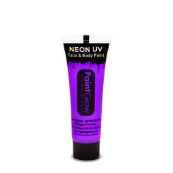Maquillage Fluo UV 10ml Violet - PaintGlow