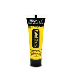 Maquillage Fluo UV 10ml Jaune - PaintGlow