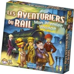 Les Aventuriers du Rail, Mon Premier Voyage - Asmodée