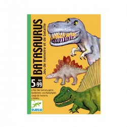 Jeu de Cartes Batasaurus - Djeco