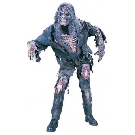 Déguisement de Zombie 3D , Taille Unique