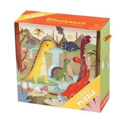 Puzzle Dinosaures 25 Pièces - Mudpuppy