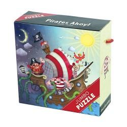 Puzzle Pirates Ahoy! 25 Pièces - Mudpuppy