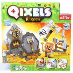 Création Qixels Royaume L'Armurerie - Kanai Kids
