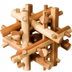 Casse-Tête en Bambou Baguettes Magiques - Fridolin