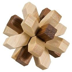 Casse-Tête en Bambou Cristal - Gigamic