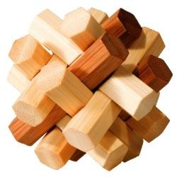Casse-Tête en Bambou Imbroglio - Fridolin